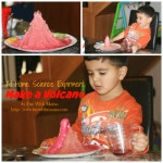 Make A Volcano Science Experiment