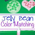 Open Ended Art – Yummy Jellybeans Mosaics And Printable