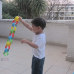 Colorful Paper Chain