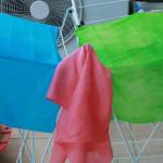 Dyeing Playsilks