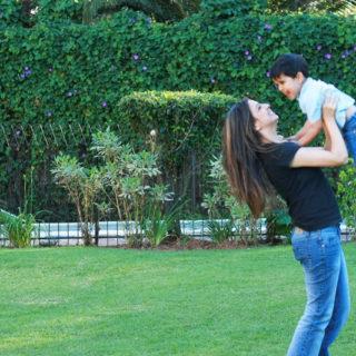 Weekend Fun and Thoughts on Motherhood