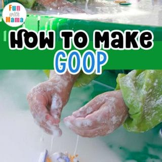 how to make goop