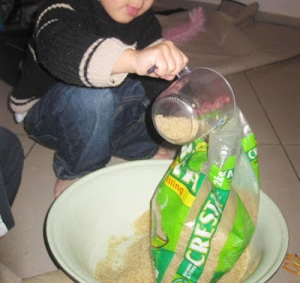 Fun with Rice A Great Learning Opportunities