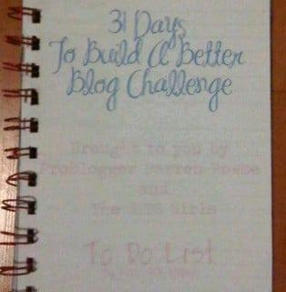 Build A Better Blog Challenge