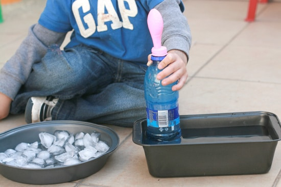 science experiments for preschoolers with water