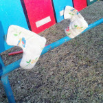 Toddler Skills Laundry Activity