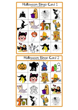 photograph relating to Printable Holloween Games known as Printable Halloween Game titles And Pursuits 2010 - Entertaining with Mama