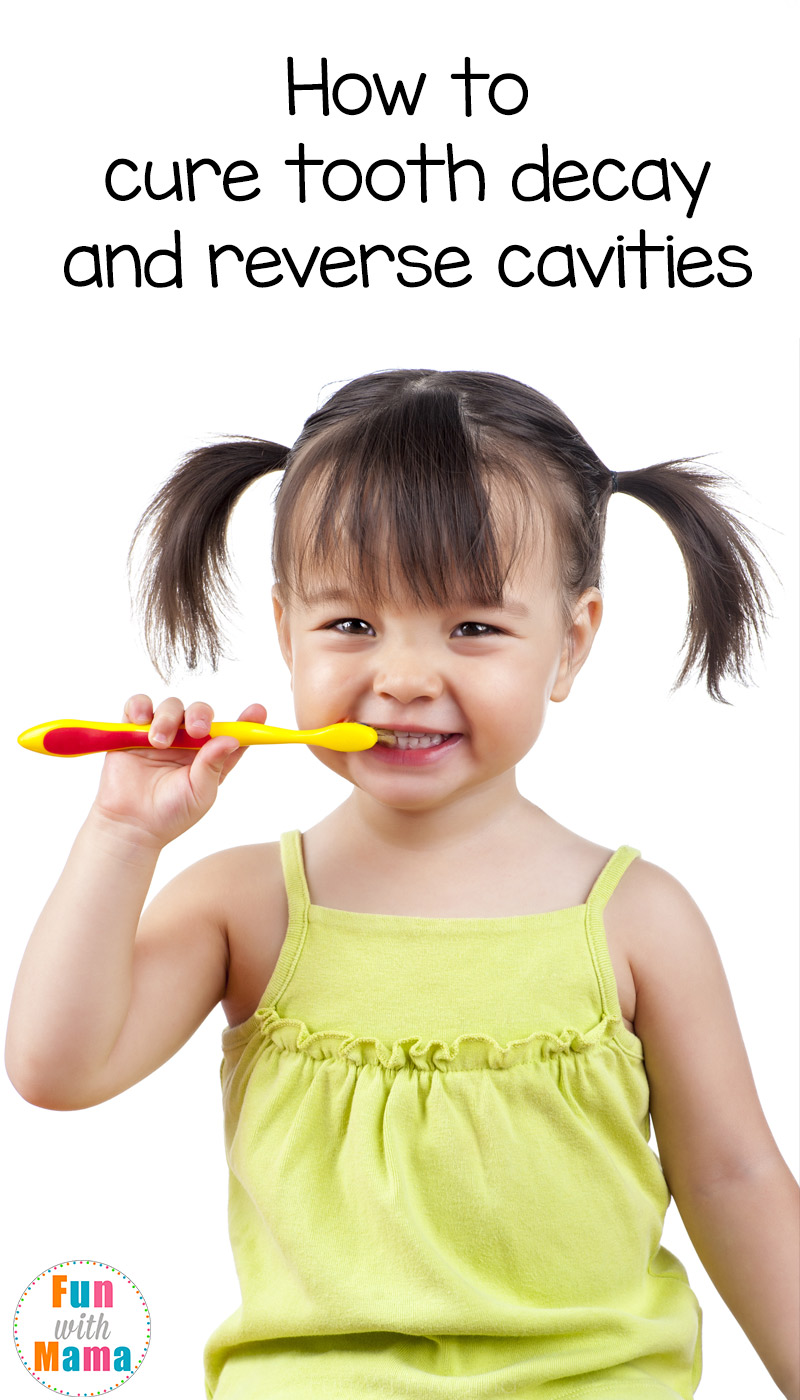 how to avoid cavities in toddlers