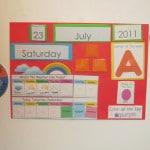 Calendar Time 2011
