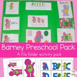 Barney Toddler Pack