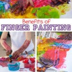 7 Awesome Benefits of Finger Painting