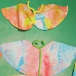 Thumbnail image for Coffee Filter Butterflies