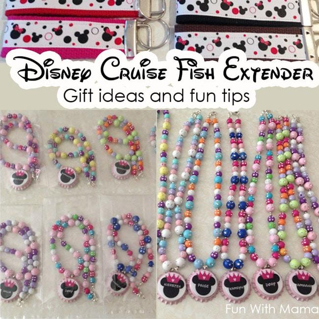 Disney Cruise Line FE Fish Extender