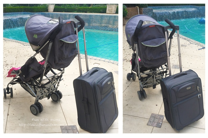 baby travel packing list