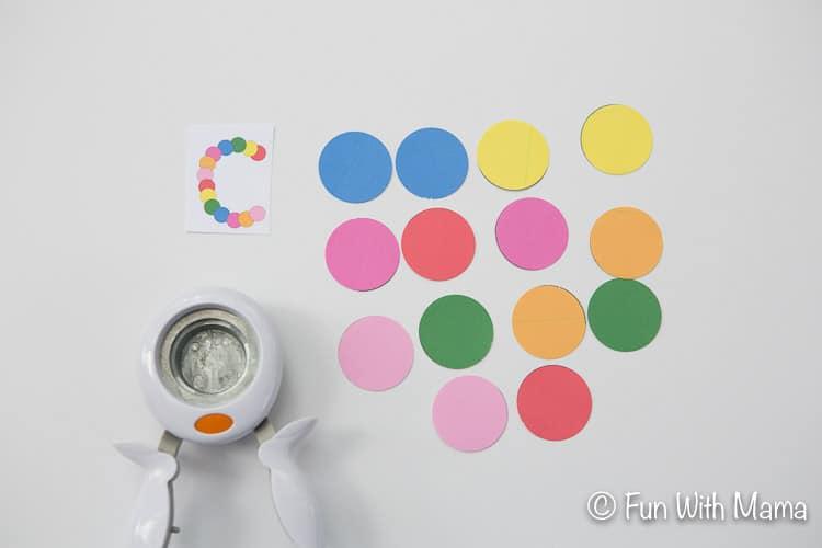 preschool printable letter of the week crafts