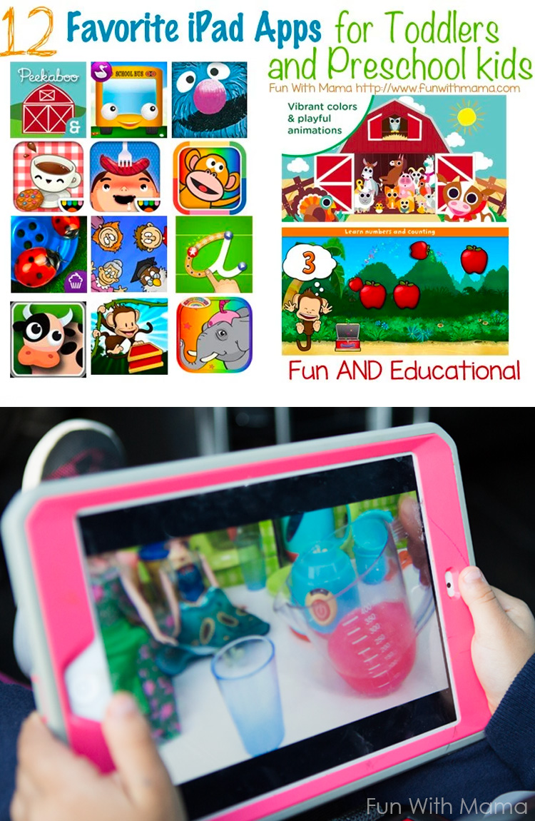 favorite preschool ipad apps that are educational fun and some free