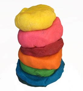 Thumbnail image for Homemade Play Dough Recipe and Tutorial