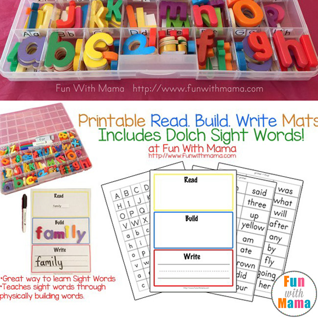 free read build write mats