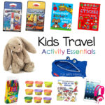 Travel Activities And Airplane Travel Toys For Toddlers