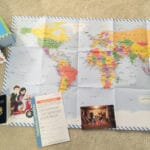Subscription Box Review: Little Passports World Edition Traveler Kit and Brazil