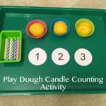 February Toddler Tot School and Activity Trays