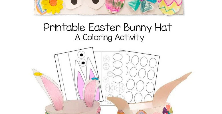 Bunny Hat Easter Activity