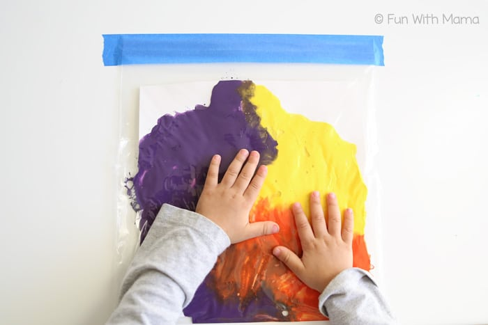 kids-color-mixing-painting
