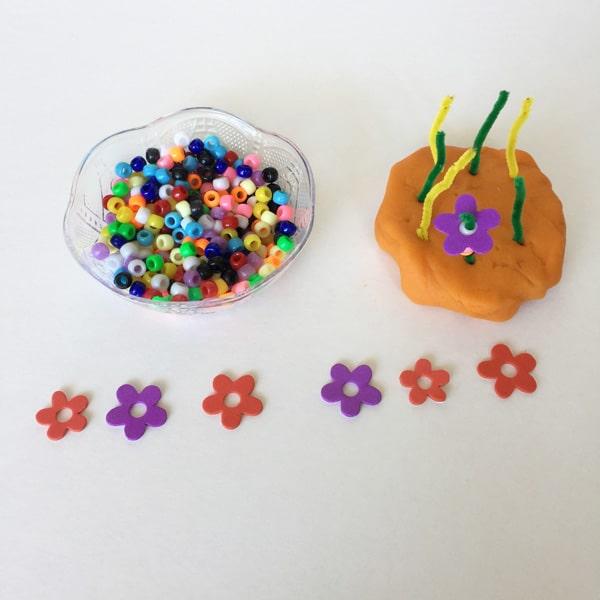 play-dough-beads