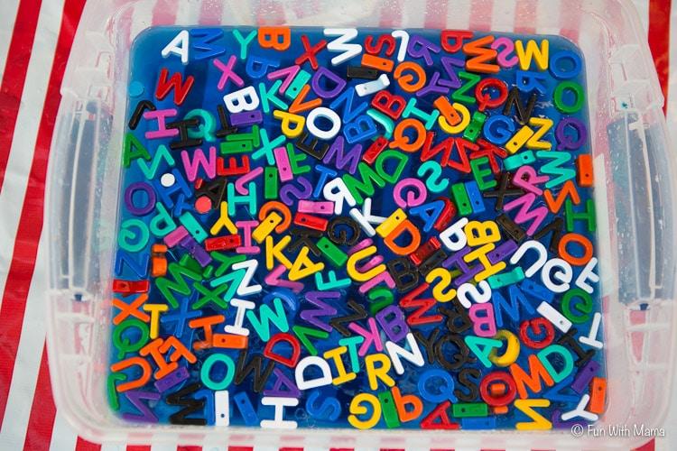 preschool-letter-activity