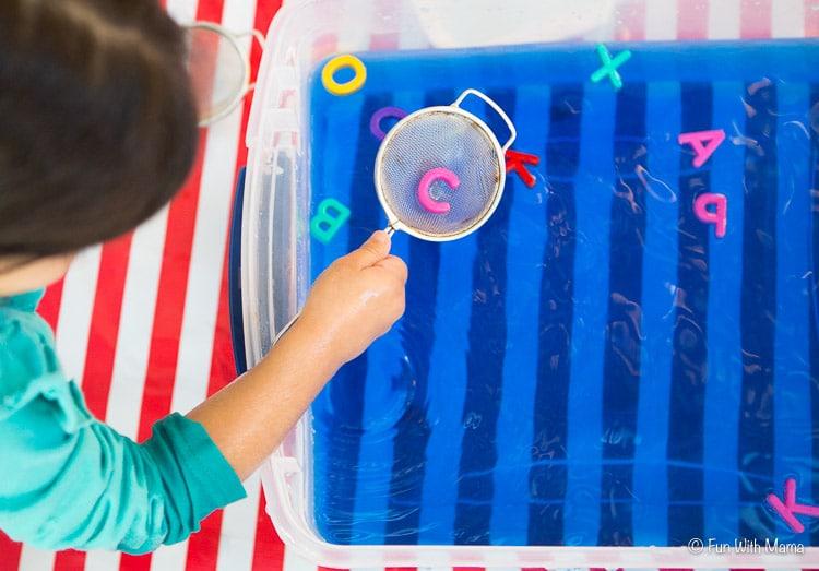 preschool-letter-crafts