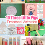 10 Three Little Pigs Preschool Activities