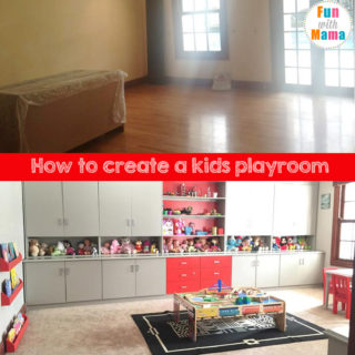 How to Create a Kids Playroom