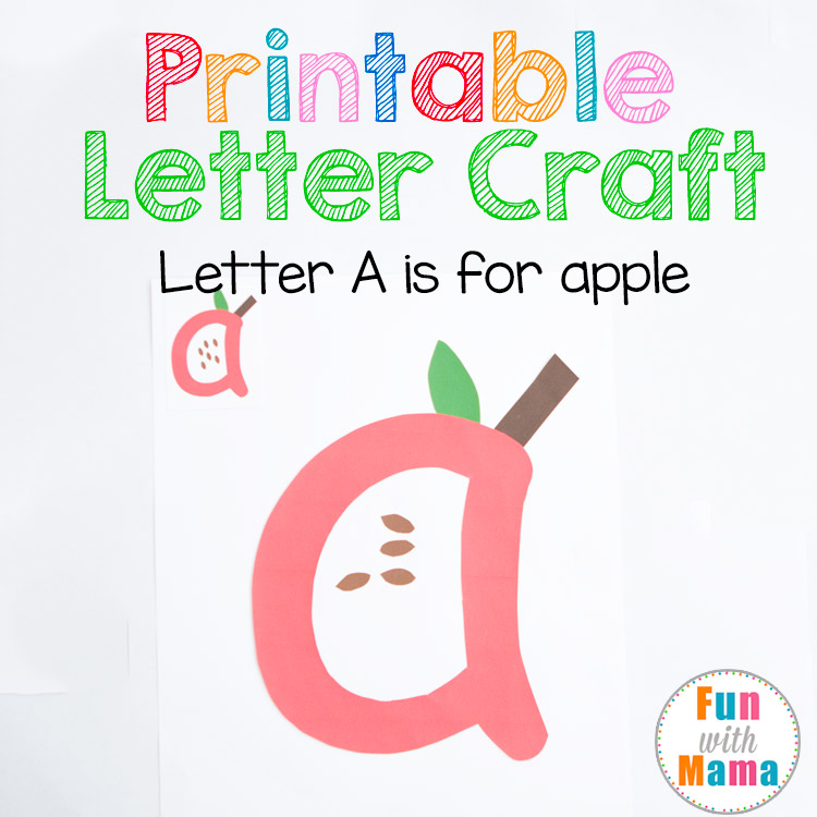 letter-a-craft