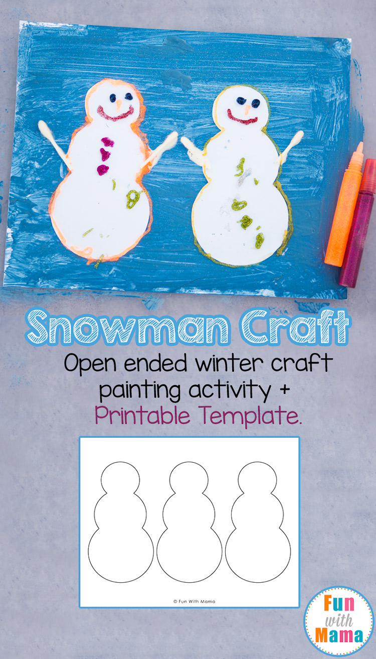 snowman-crafts-art