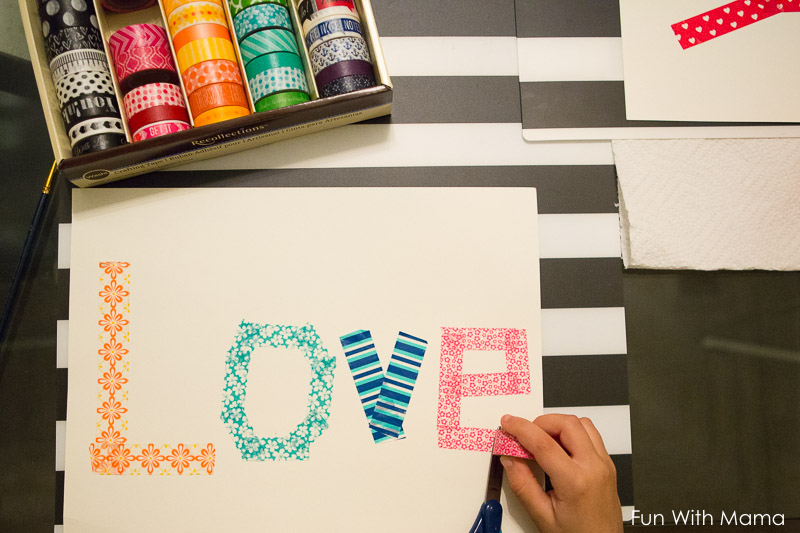 Valentine's Day Painting Activity