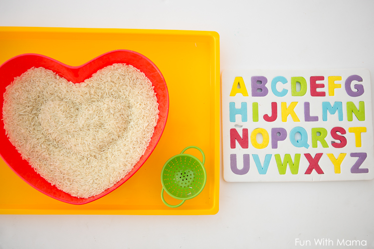 alphabet letter crafts for preschool curriculum