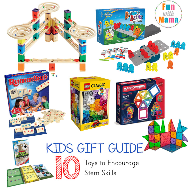 gifts for kids under 10