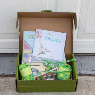 Kiwi Crate December 2016 Box Review