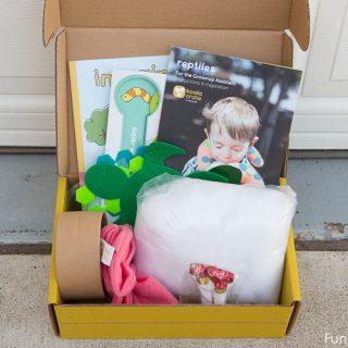 Koala Crate Review December 2016 Box
