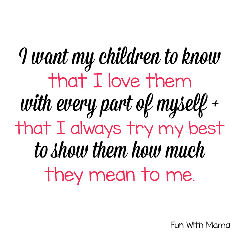 Positive Parenting Quotes About Raising Children Fun With Mama