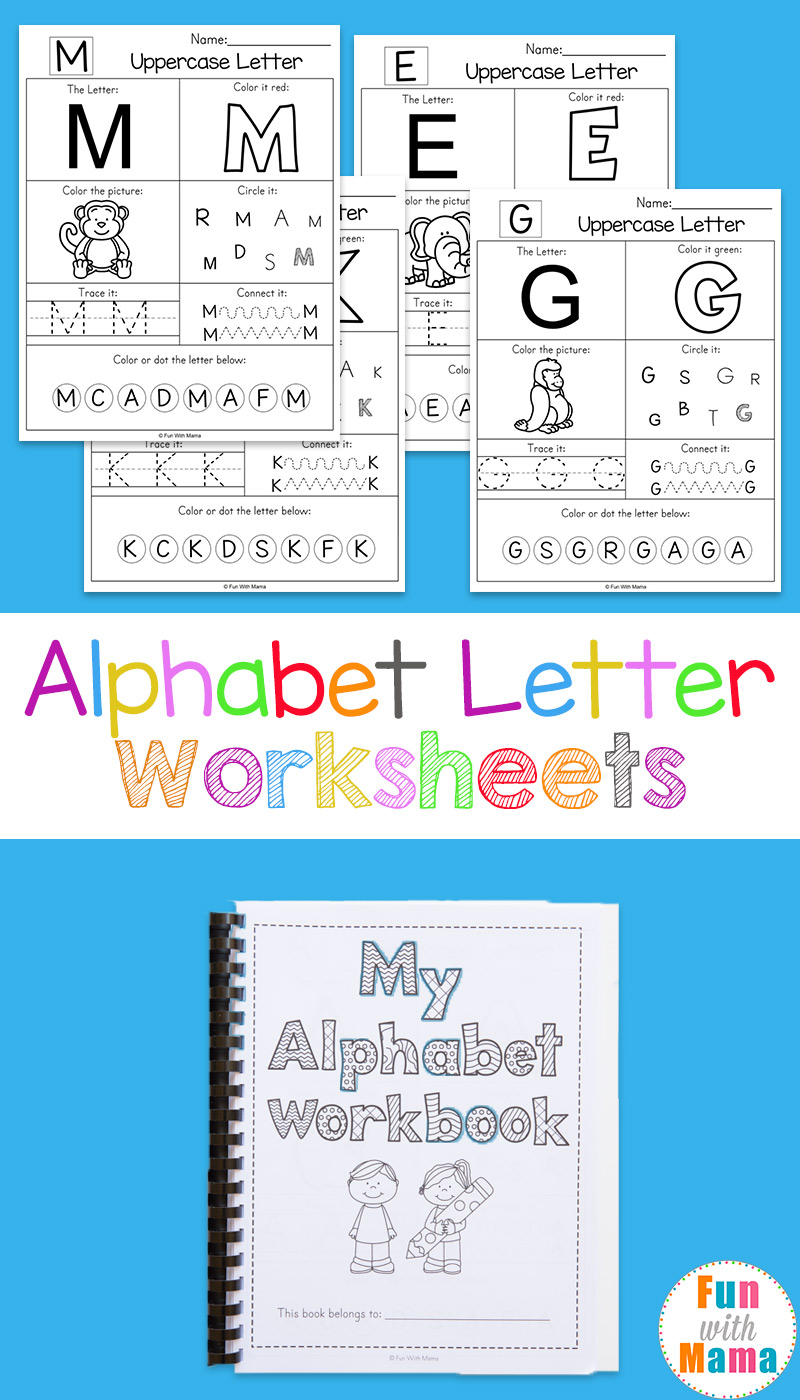 letter a activity sheet printable alphabet letter worksheets with 9587