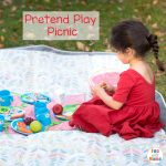 Picnic Pretend Play for Preschoolers