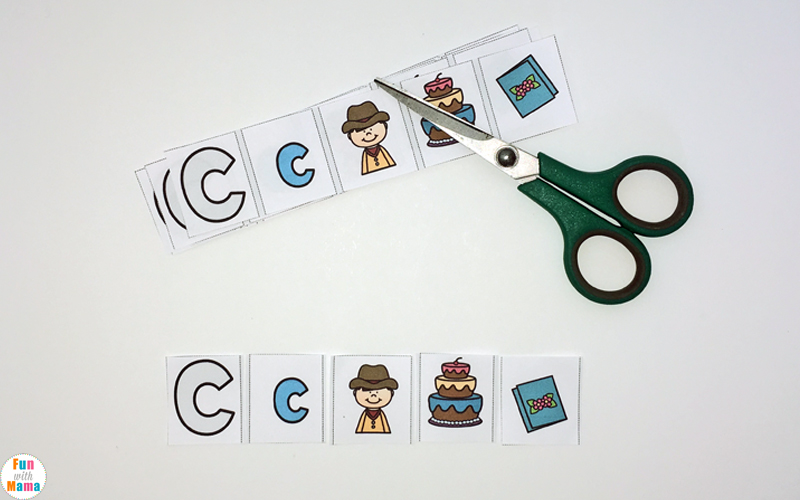 letter c activities for preschool
