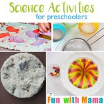 Easy Science Experiments For Preschoolers