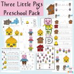 Three Little Pigs Printable Pack