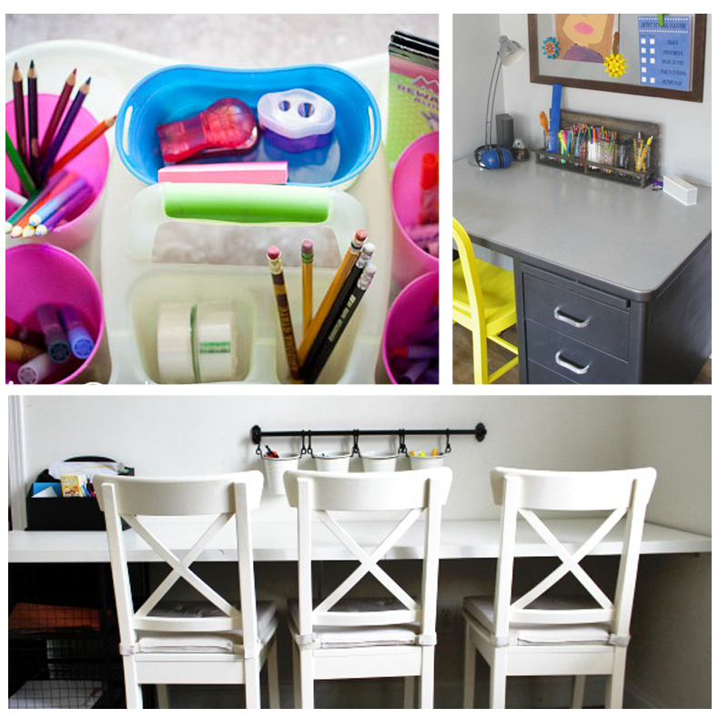 Homework Stations and Tips For Parents and Kids To Make The Most Out Of Homework
