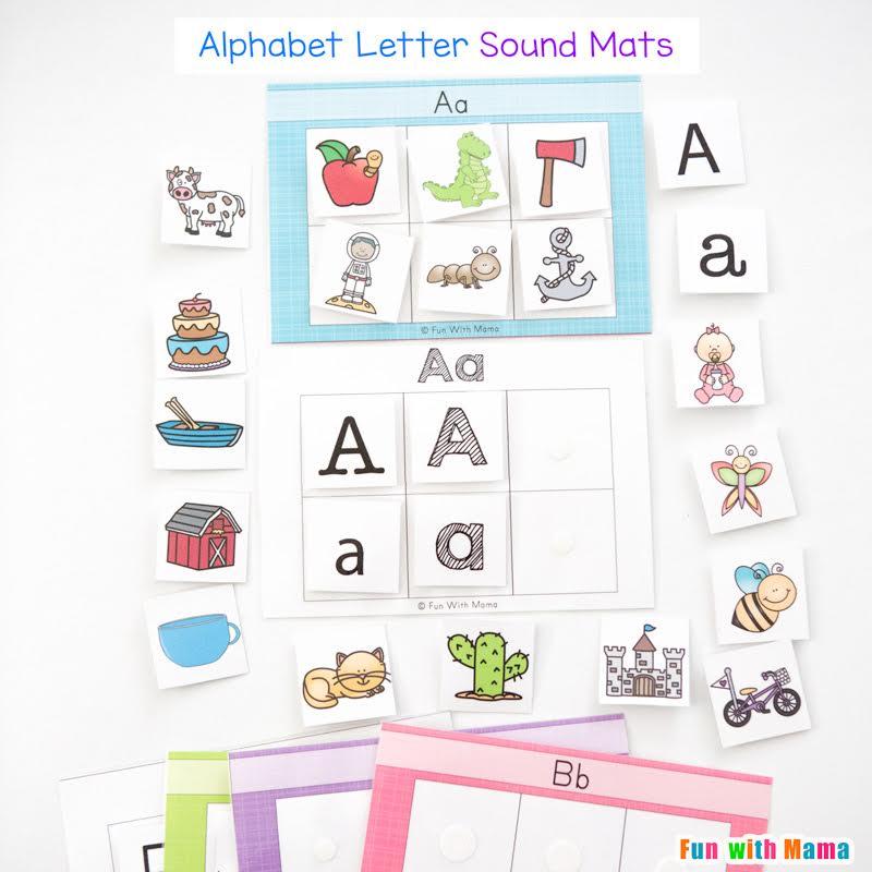 printable back to school preschool mega bundle