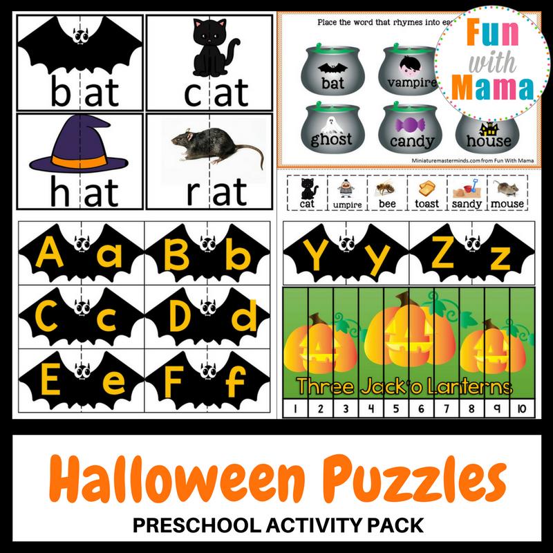 halloween printables free