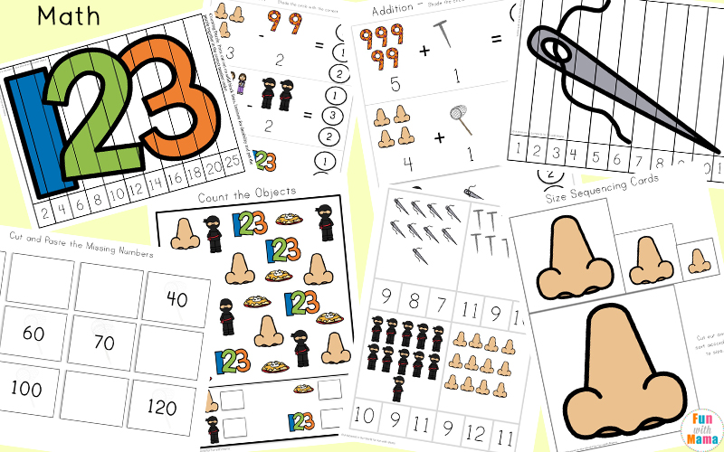 letter n activities for kindergarten