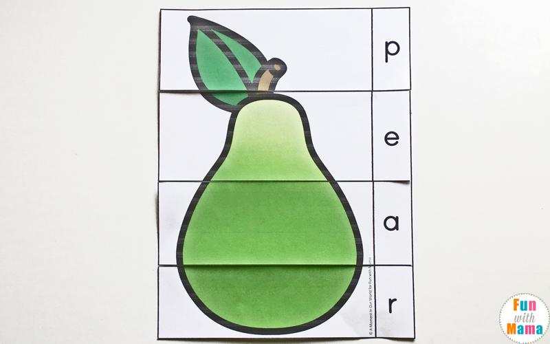letter p puzzles